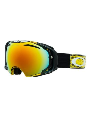 Oakley Airbrake Amped Orange