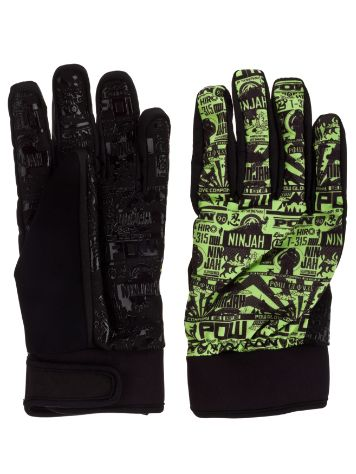 Pow Ninjah Pipe Gloves