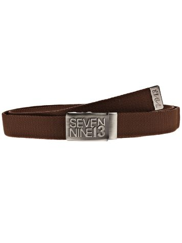 7/9/13 Jaws Stretch Canvas Belt
