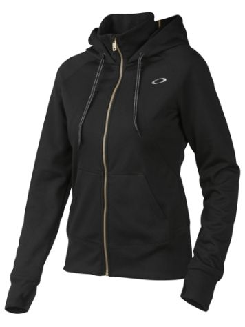 Oakley Back To The Top Zip Hoodie
