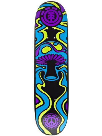 Element Blk Light Purple 8.0