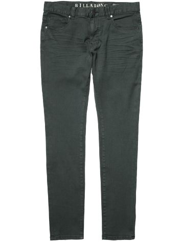 Billabong Maverick Wood Green Jeans