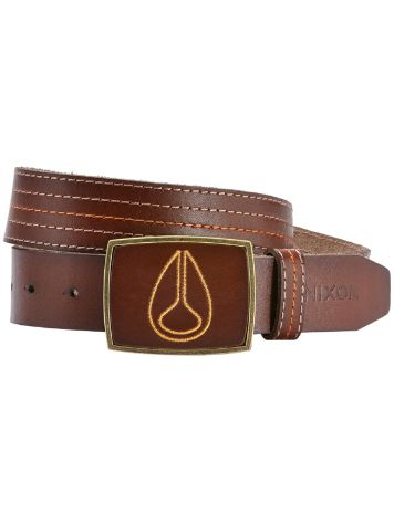 Nixon Leather Icon Belt