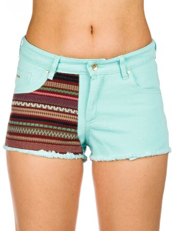 Chixngravy High Waist Shorts
