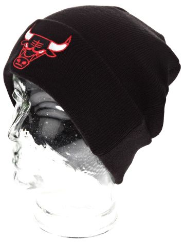 Mitchell & Ness NBA Chicago Bulls Cuff Knit Beanie