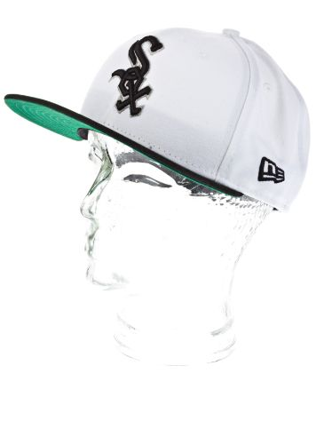New Era Chicago White Sox White Pop Team Cap