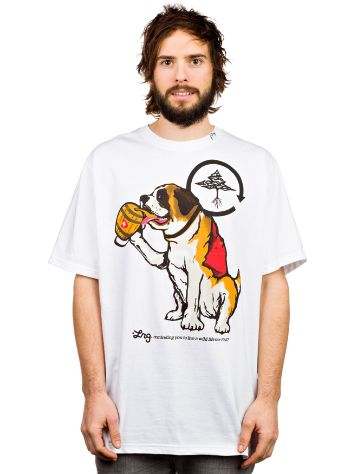 LRG Bernard The Drunk T-Shirt