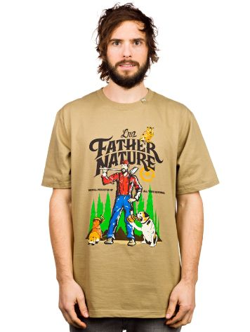 LRG Father Nature Scene T-Shirt