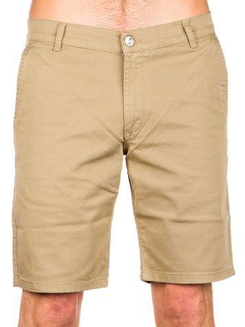 Cleptomanicx Port Slim Chino Shorts