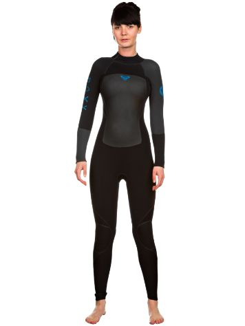 Roxy Cypher 5/4/3mm Back-Zip Fullsuit