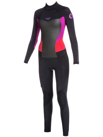 Roxy Syncro 4/3mm Back-Zip Fullsuit Gbs