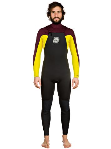Quiksilver Ignite 4/3Mm Chest-Zip Fullsuit