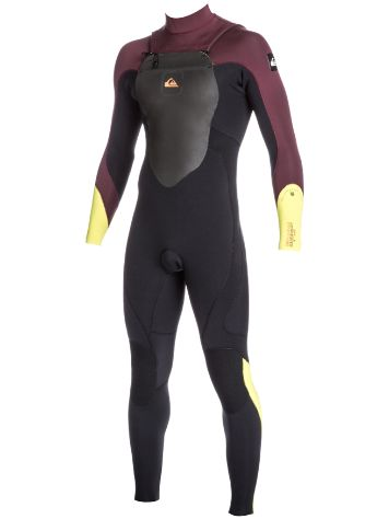 Quiksilver Syncro 4/3Mm Chest-Zip Fullsuit