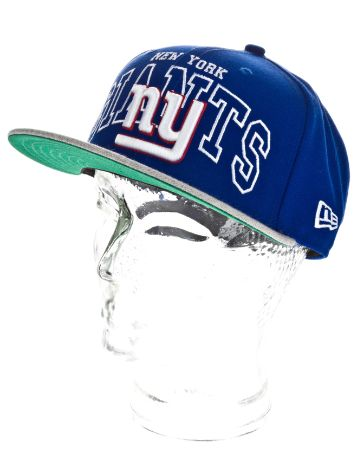 New Era NY Giants Wordmark Central Cap