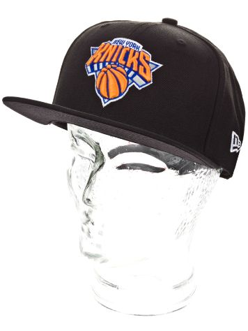 New Era NY Knicks NBA Team Basic 2 Cap