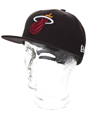 New Era Miami Heat NBA Team Basic 2 Cap