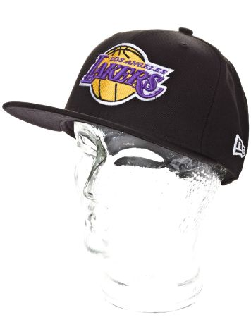 New Era LA Lakers NBA Team Basic 2 Cap