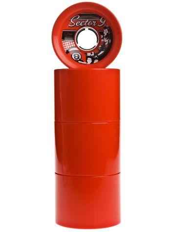 Race Formular OS 82A Red 69mm Wheels