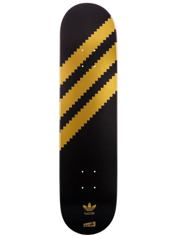 Cliche Puig Lucas Originals Black/Gold R7 7.75 Deck