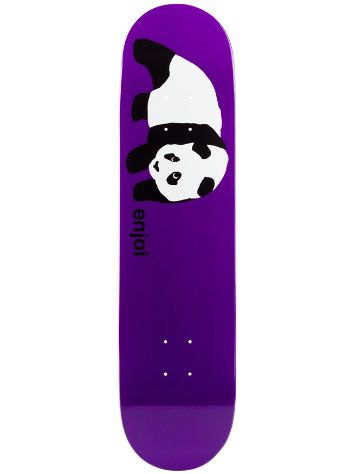 Enjoi Original Panda Purple R7 7.75 Deck