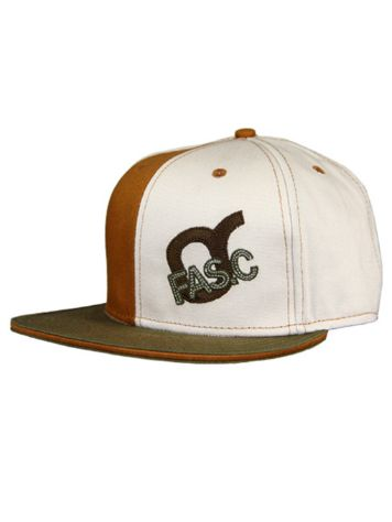 FASC Leather Like Cap