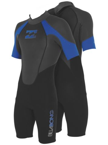 Billabong Intruder Back Zip Spring 2mm Wetsuit