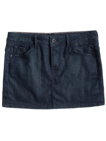 Roxy Sarah Super Dark Blue Skirt
