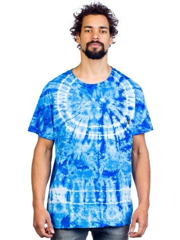 Obey Indigo Burst Pocket T-Shirt