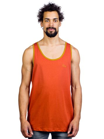 Obey Light Weight Scribt Tank Top