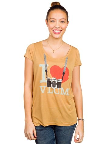 Volcom Printed Stone Only T-Shirt