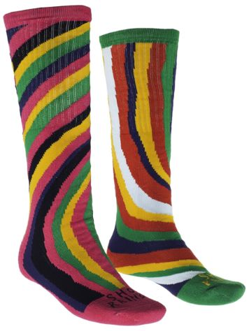 Volcom Ozzie Stripe Socks