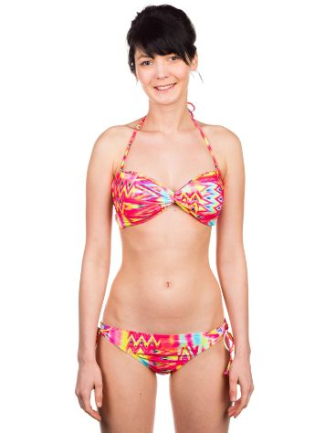 Billabong Maya Bay Bandeau Top + Leia Low Rider Bikini