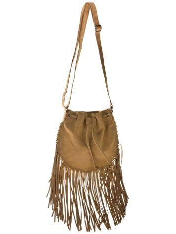 RVCA Piper Fringe Hobo Bag