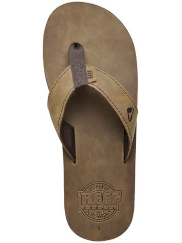 Reef Leather Smoothy 30th Anniversary Sandals