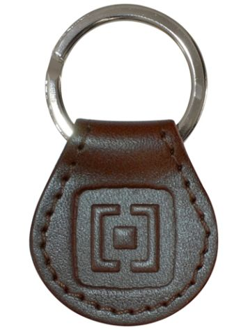 Horsefeathers Token Key Ring