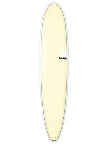 Torq Epoxy 9.0 Longboard Cream