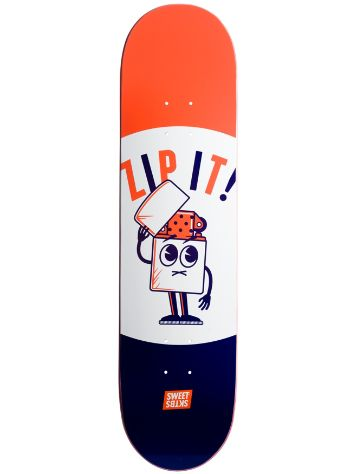 "SWEET SKTBS Collect. Zip It 8.06"" Skateboard Deck"