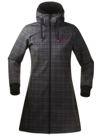 Bergans Vika Check Coat