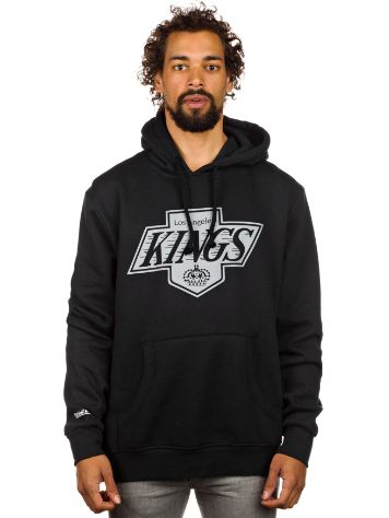 Mitchell & Ness Team Logo LA Kings Hoodie
