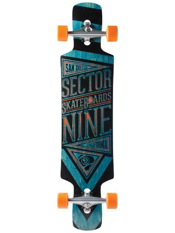 Sector 9 Slingshot Deck Only Blue 9.0X40.5 Deck