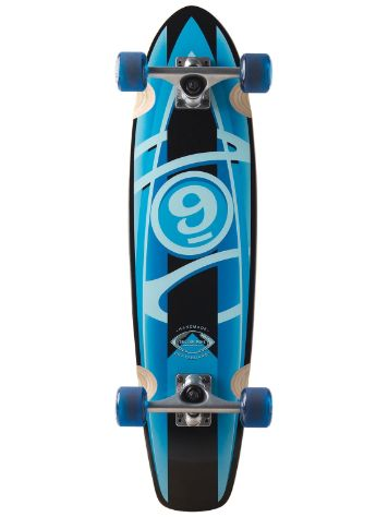 Sector 9 Baseline Blue 8.25X31.75 Deck