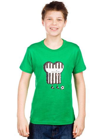 Cleptomanicx St. Pauli Toast T-Shirt Boys