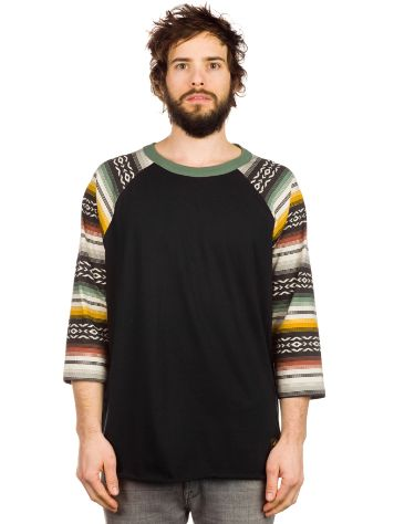 Loser Machine Binks Raglan T-Shirt LS