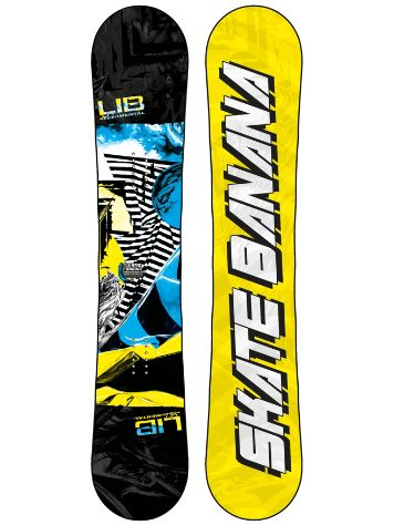 Lib Tech Skate Banana 154 BTX assorted 2014