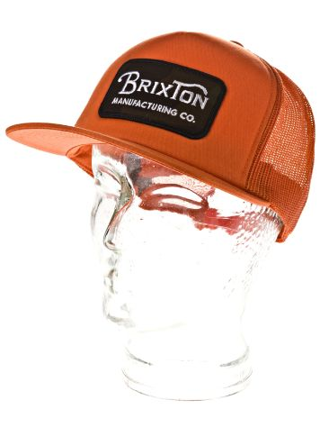Brixton Grade Mesh Up Cap