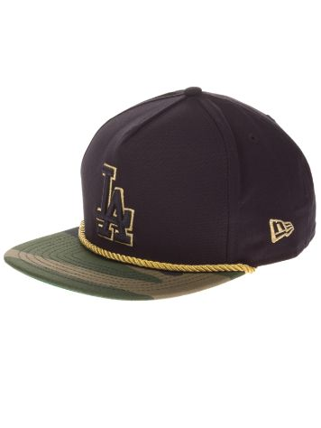 New Era LA Dodgers Hidden Metallic Cap
