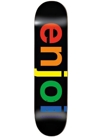 Enjoi Spectrum R7 8.0 x 32.1 Deck