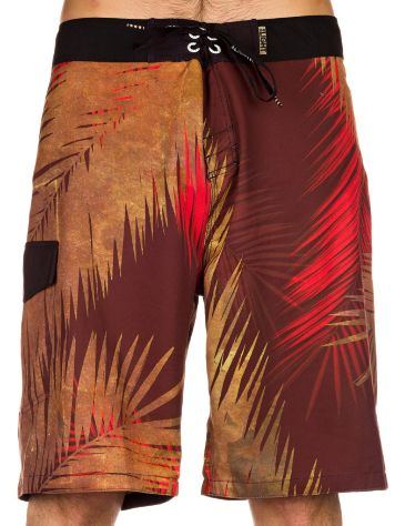 Light Palm Boardshorts
