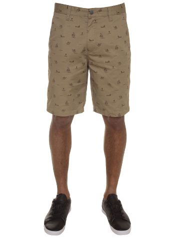 Volcom Frozen Art Regular Chino Shorts