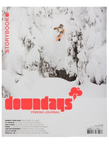 Downdays Magazin Downdays Photobook 2014 DE